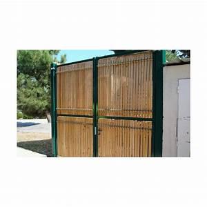 Portail Sur Mesure : portail en acier s rie industriel fabrication sur mesure ~ Melissatoandfro.com Idées de Décoration