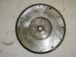 Land Rover Flywheel Series I  Ii Iia Iii 1 2 2a 3 Gas