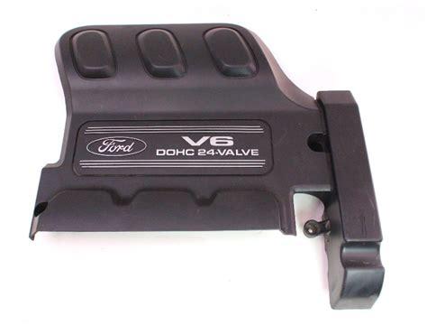 engine cover   ford escape   genuine yle