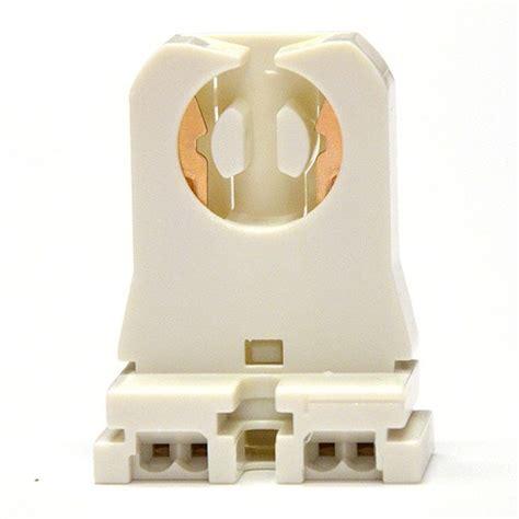 Shunted Instant Start L Holder by Fluorescent Non Shunted Socket For T8 Led Ls
