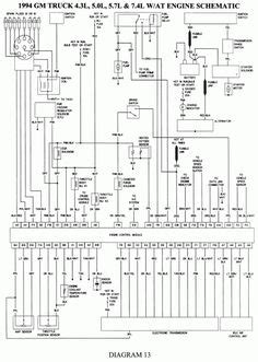 Wiring Diagram For Chevy Silverado Google Search