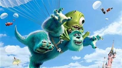 Disney Movies Monsters University Wallpapers 1366 1280