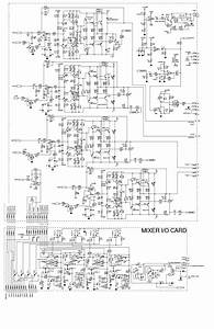 Behringer B300 Schematic Diagram Service Manual