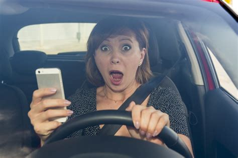 distracted driving accidents  texas increasing