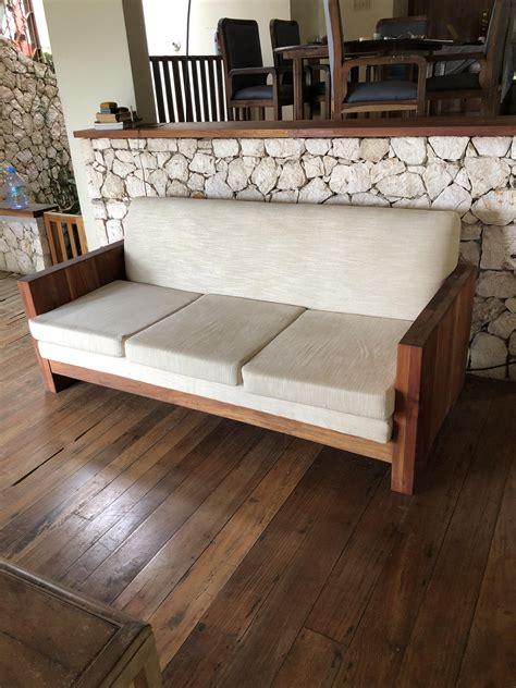 couch    jamaican red cedar  jahd