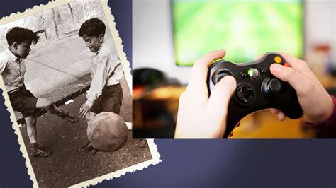 """Früher Spielten Die Kinder Fußball, Heute Zocken Sie """"fifa"""""""