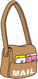 Mail Bag Clipart