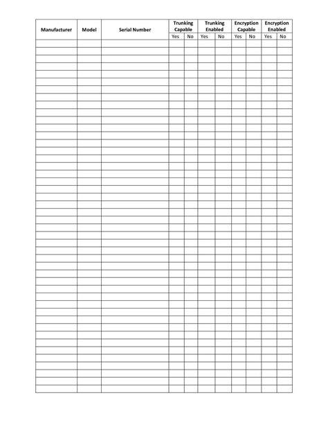 Tool Inventory Templates by Tool Inventory Spreadsheet Spreadsheet Softwar Tool
