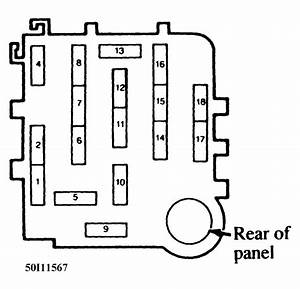 1998 Mazda B4000 Fuse Box Diagram  1998  Free Engine Image