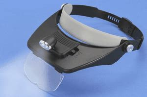 harbor freight magnifying l harbor freight reviews head strap magnifier with work light