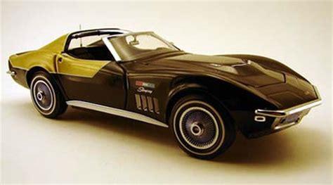 Apollo 12 Corvettes by Phillymint Franklin Mint 1969 Corvette Apollo 12 Coupe