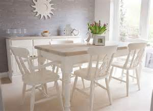 white shabby chic dining room furniture best 25 shabby chic chairs ideas on pinterest
