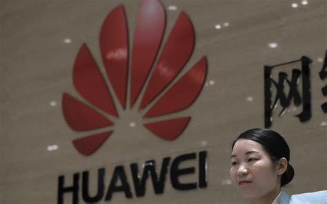 huawei sues us government official ban the new daily