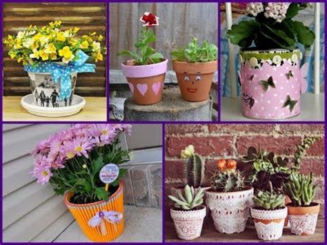 Decorating Pots Ideas Elitflat