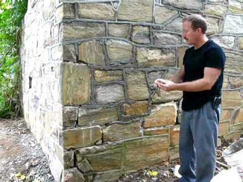 repoint masonry joints youtube