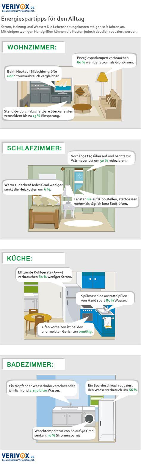 Energiespartipps Für Den Alltag  Infografiken Pinterest