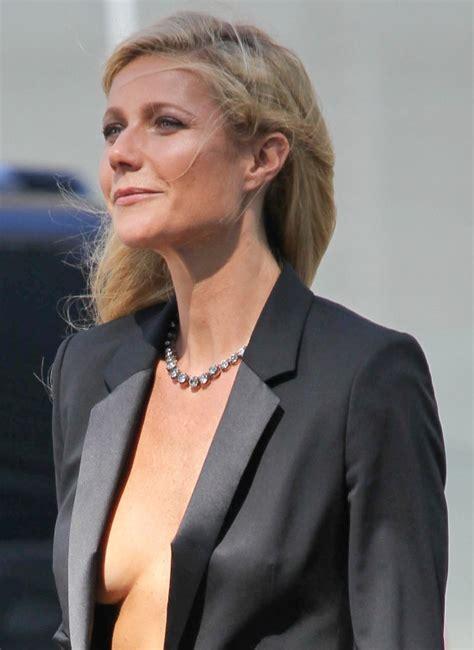 gwyneth paltrow  shirtless  suit  hugo boss setlainey gossip entertainment update