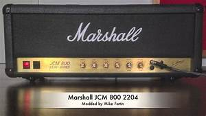Fortinized Marshall Jcm 800 2204 Metal Clip