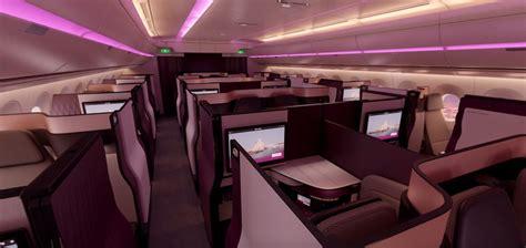 qatar  bringing   qsuites business class  sydney