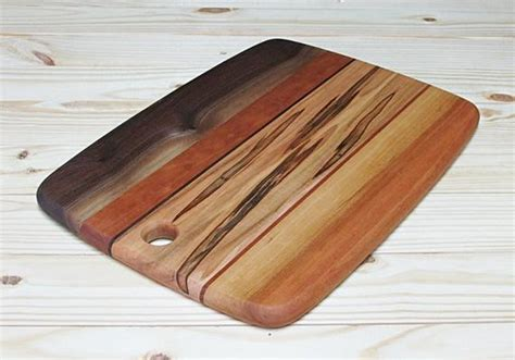 Sale Price Reduced Large Wood Cutting Board Mixed By