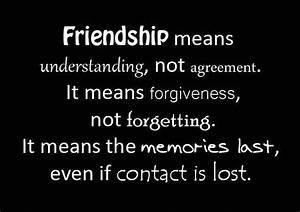 cute friendship means true friendship a good friend friendship means