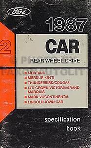 1987 Ford Mustang Electrical  U0026 Vacuum Troubleshooting