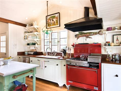 small cottage kitchen design ideas cottage kitchens hgtv 8005