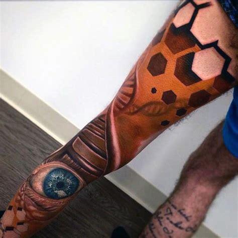 leg tattoo designs  men manly ink ideas