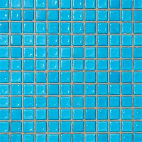 burks turquoise floor l 1 in opaque light peacock blue glass tile