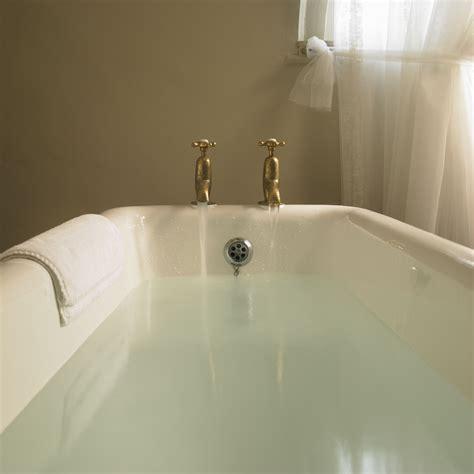 bath tub installing a bathtub waste and overflow