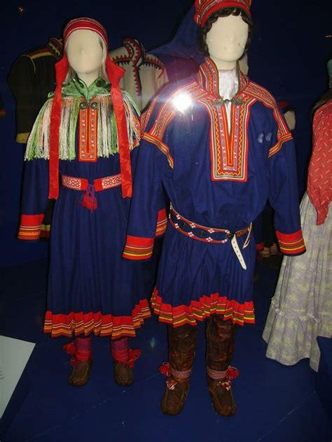 traditional sami clothing photo