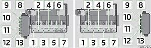 Skoda Rapid  2014   U2013 Fuse Box Diagram