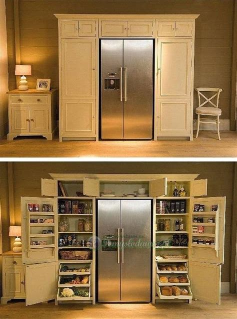 built in pantry cabinets for kitchen na pomysły zszywka pl 9337