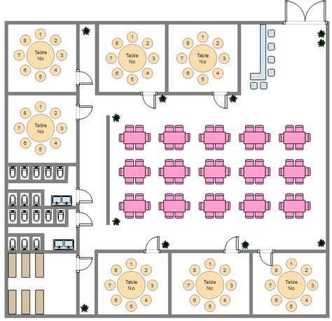 restaurant le bureau plan de cagne logiciel de plan de salle
