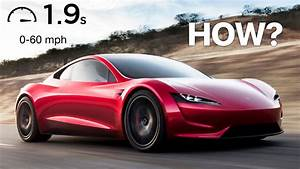 Tesla Roadster Announced! Insane 0-60 in 1.9 Seconds - YouTube