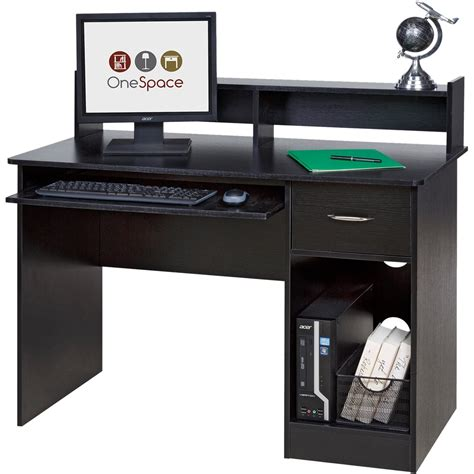 Where To Buy Computer Desks by Onespace Computer Desk Black 50 Ld0105 Best Buy
