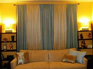 Withe And Blue Living Room Curtains Ideas Nice Blue