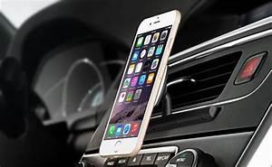 Voiture Sans Lecteur Cd : un support smartphone pour voiture glisser dans le lecteur cd igeneration ~ Medecine-chirurgie-esthetiques.com Avis de Voitures