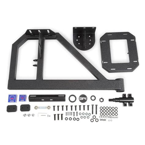 body armor  tire carrier single action  jeep