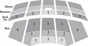 San Diego Symphony Hall Seating Chart View Seats Pricing San Diego Opera