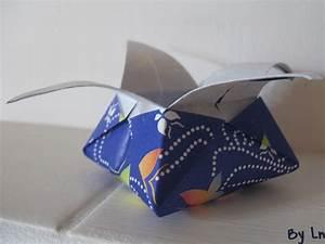 Comment Faire Une Boite En Origami : des tutos de boites en papier origami ~ Dallasstarsshop.com Idées de Décoration