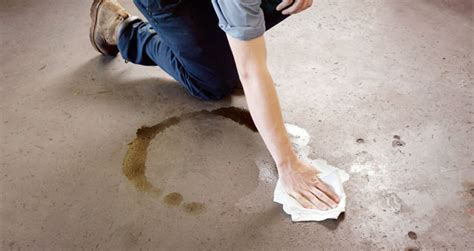 How To Properly Clean Your Garage Floor