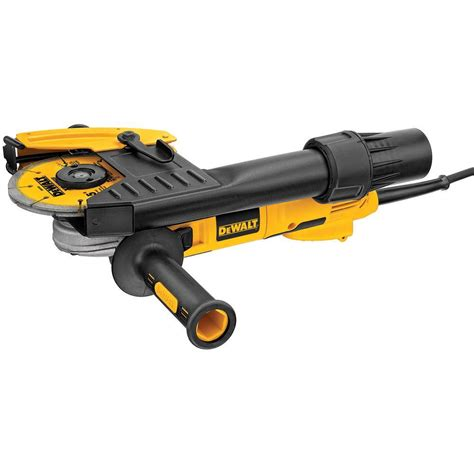 Dewalt 11 Amp 5 In6 In Cutting And Tuckpointing Dust