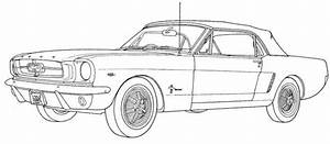 ford mustang full power coloring page wood burning With mustang wallpaper