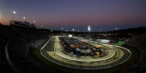 virginia stay  home order places nascar martinsville