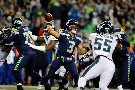 seahawks  eagles fantasy football worksheet week