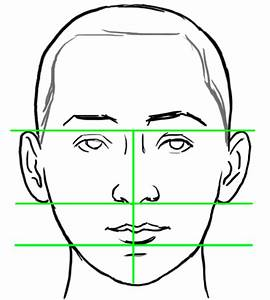 How To Draw Human Faces Proportions | www.pixshark.com ...