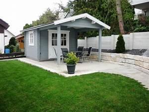 Gartenhaus Mit Vordach : gartenhaus m 09 192 gsp blockhaus ~ Udekor.club Haus und Dekorationen