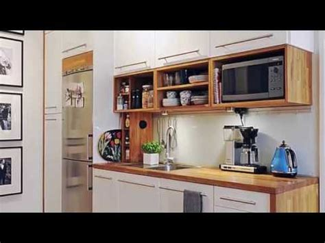 Kitchen Cabinet Interior Ideas - 10 small kitchen design for small space youtube