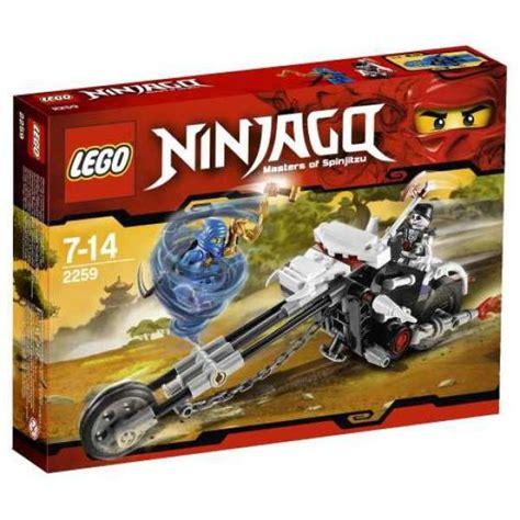 Lego Ninjago Skull Motorbike (2259) Toys Zavvi